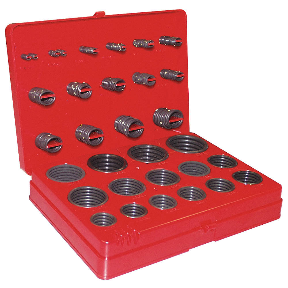 270 Piece O Rings Assortment Set-5 Boxes Mechanic,Tools /& Home Repairs Tool-18 Sizes Per Case PANGOLIN Rubber O-Ring Assortment Kit Grommets Heavy Duty Professional for A//C Automotive