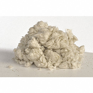 Fiber Filler, 2 oz., White