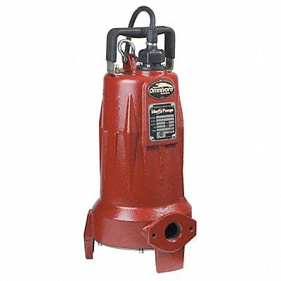 10V104 - Grinder Pump 2 HP 208/230V