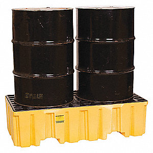 PALLET 2 DRUM CONTAINMENT