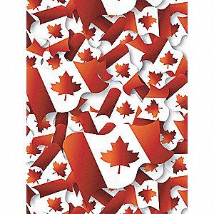 BANDANA CHILL-IT TIE CANADIAN FLAG
