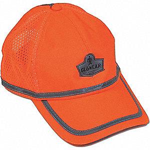CAP BALL HI-VIZ ORANGE