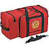 GEAR BAG F/FIGHTER W/MULTI POCK RED