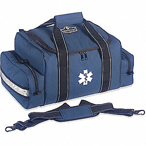 BAG TRAUMA LARGE BLUE