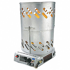 HEATER, CONVECTION PROPANE, 60K