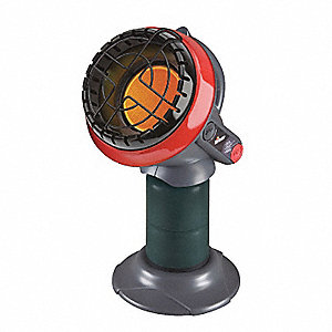HEATER PORTABLE LP GAS 3.8K