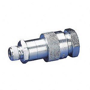 "3/8"" HI-FLOW COUPLER"