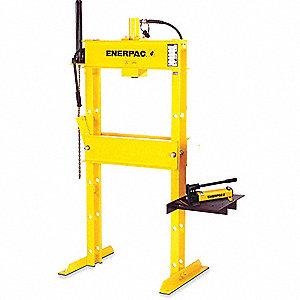 Enerpac Press H Frame Hydraulic 25 Ton Hydraulic Presses