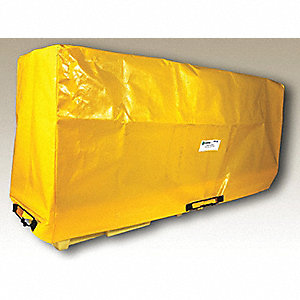 REINFORCED HDPE TARP COVER- 5102-YE