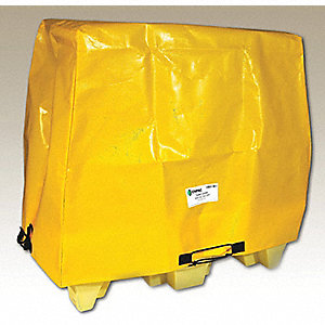 REINFORCED HDPE TARP COVER- 5253-YE