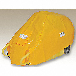 REINFORCED HDPE TARP COVER- 5300-YE