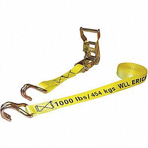 STRAP TIE-DWN RTCHT 3000LB 1INX15FT