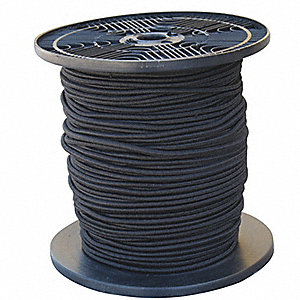 BUNGEE CORD OF ROLL 5/16 IN X500FT