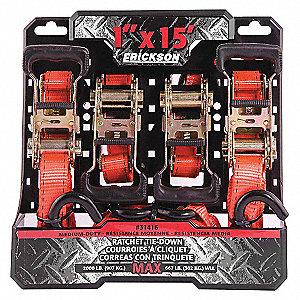 RATCHET RUB HDL 1X15 4/PK