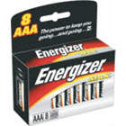 BATTERY ENERGIZER ALK 1.5V AAA 8/PK