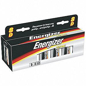 BATTERY ENERGIZER ALK 1.5V D