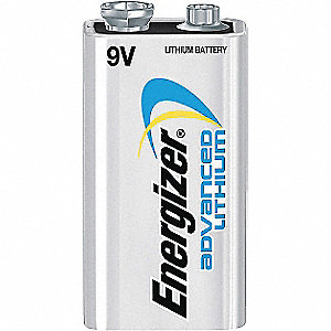 BATTERY ADVANCED LITHIUM 9V