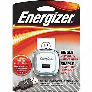 CHARGER USB WALL SINGLE