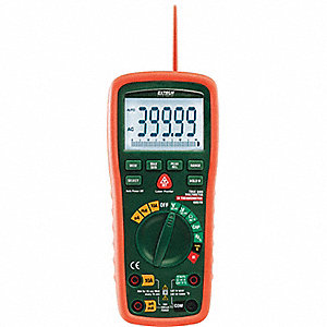MULTIMETER DIGITAL 12 FUNCTION