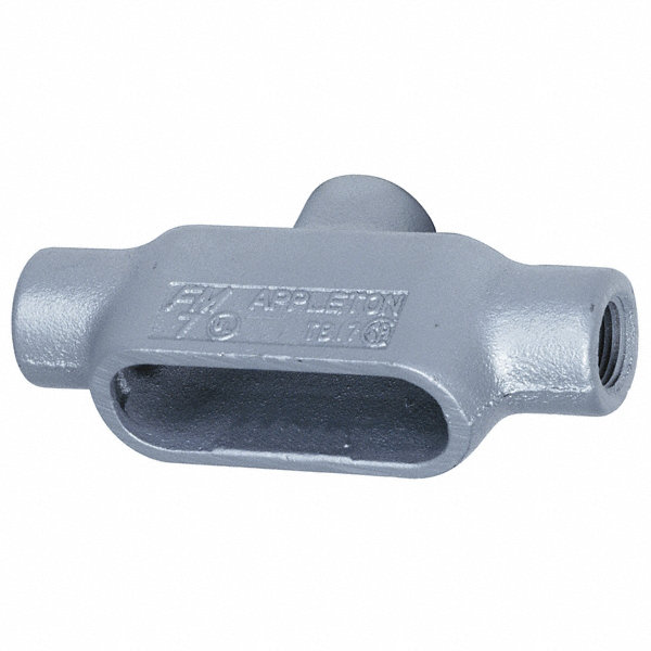 Appleton Electric Tb Style 1 2 Quot Conduit Outlet Body