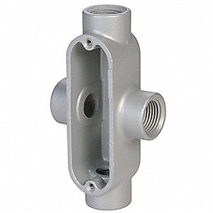 Conduit Outlet Body,X,1 In.
