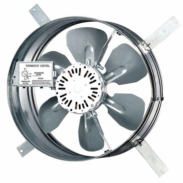 Dayton Gable Attic Ventilator 120v 1220 Cfm 10w193