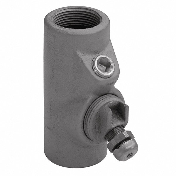 Appleton electric sealing fitting fill iron male to