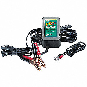 Battery Charger,12VDC,0.75A