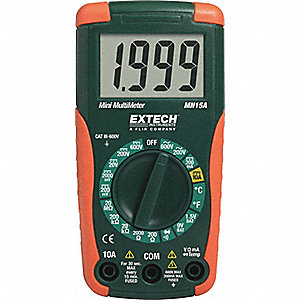 MULTIMETER MINI AUTORANGING