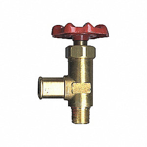 VALVE ANGLE 3/4 TO 1/2IN