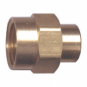 COUPLING REDUCING 1/2-1/8