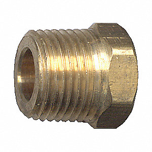 FITTING PIPE PLUG CRD HEX HEAD 1IN
