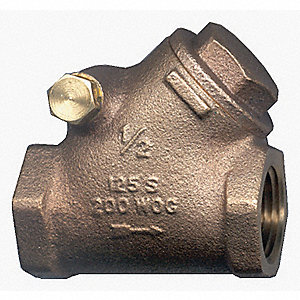VALVE CHECK SWING CLS 125 Y 2IN