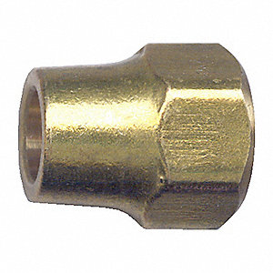 FITTING FLARE FORGED NUT 3/8IN