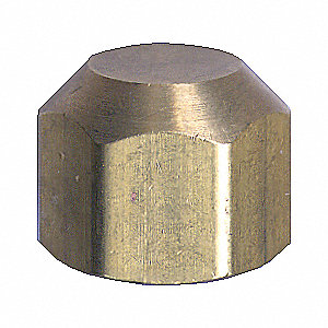 FITTING FLARE SEALING CAP NUT 3/4