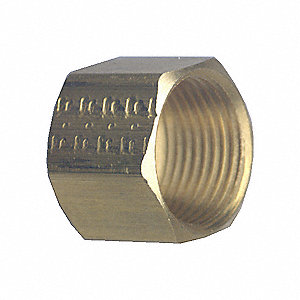 FITTING COMPRESSION NUT 1/8IN