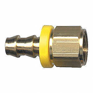 FITTING GRIP-TITE HOSE R 3/8-3/8IN