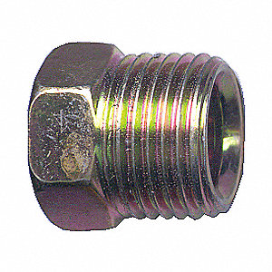 FITTING NUT INVRTD FLARE STL 5/16IN