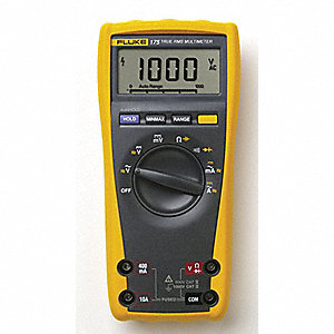 MULTIMETER DIGITAL TRUE RMS AC/DC