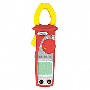 MULTIMETER CLAMP-ON AC/DC DIGITAL