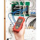 DISPLAY LAN CABLE TESTER LED