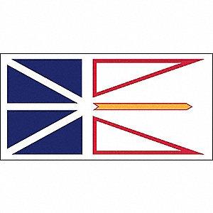 FLAG NEWFOUNDLAND 36IN X 72IN