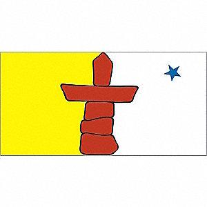 FLAG NUNAVUT 36IN X 72IN