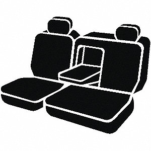 COVERS SEAT REAR