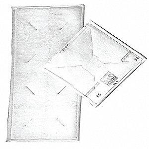 FILTER PADS PAPER ARRESTOR 20X20X1