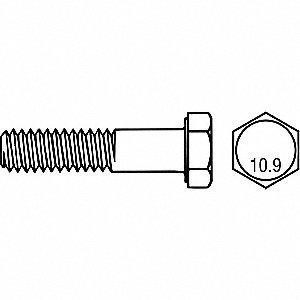 CAPSCREW HX 931-10.9 6X65