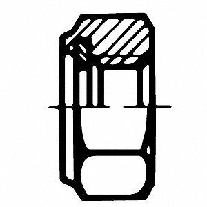 NUT LOCK STOVER 980V-8 M18 ZP
