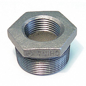 BUSHING BLK HEX HD 1-1/4X3/4IN