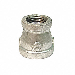 REDUCER BLK MI 1X3/4IN