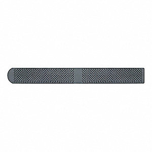 Cabinet Rasp File,Round,14 In